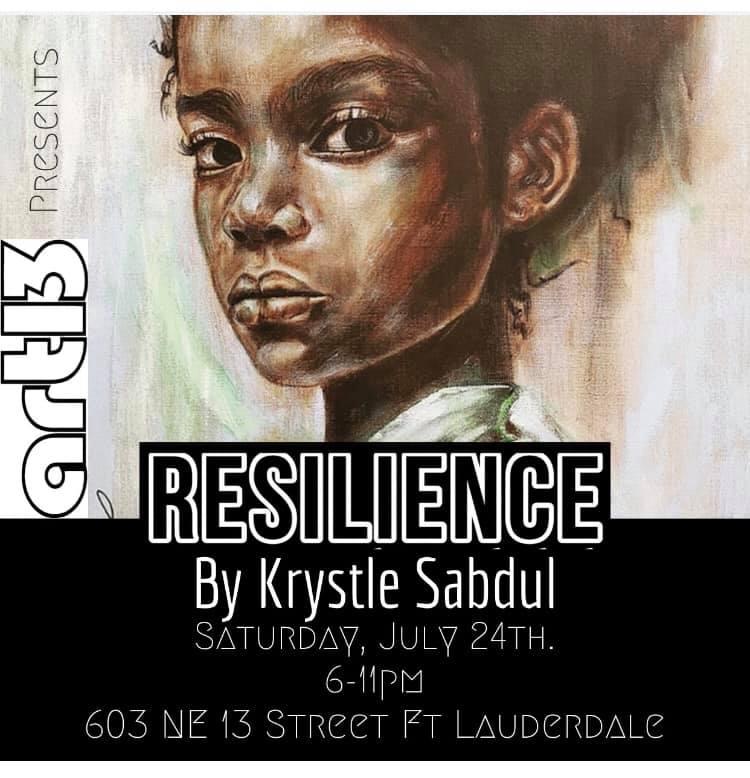 Resilience by Krystle Sabdul – Art13